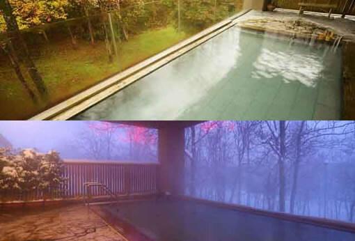 【ニセコ昆布温泉】ホテル甘露の森2