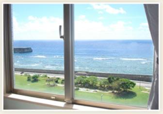おきえらぶフローラルホテル海側