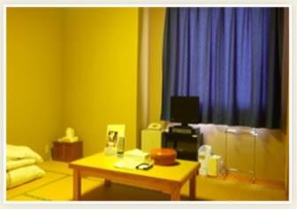 おきえらぶフローラルホテル和室